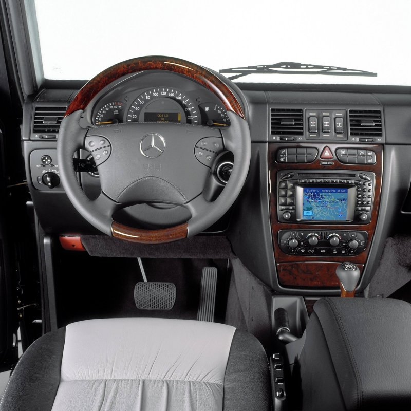 1999 Infiniti G Interior: G Class DESIGNO And AMG Interior Pictures Gallery