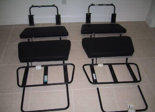 mercedes benz gelndewagen g class w463 jump seats 2jpg - Mercedes G Wagon 3rd Row Seat