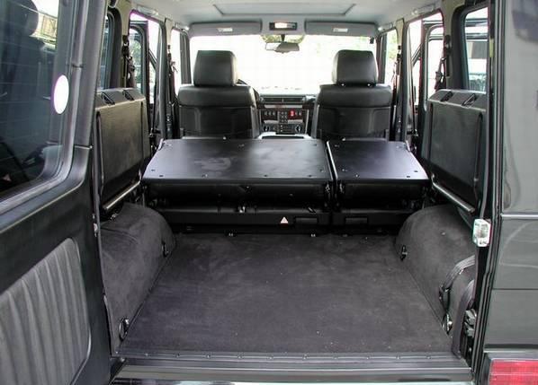 mercedes benz gelndewagen g class w463 jump seats 4jpg - Mercedes G Wagon 3rd Row Seat