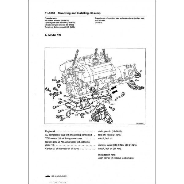 Mercedes benz r129 service manual images for Mercedes benz online repair manual