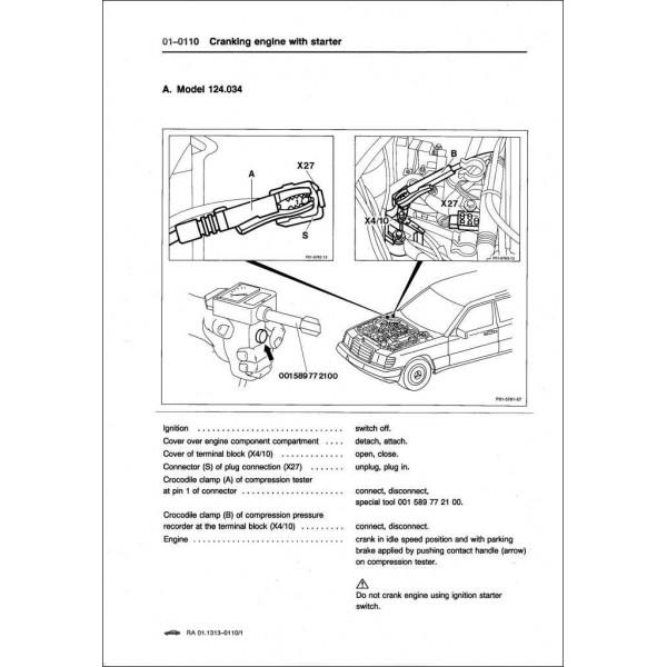 Mercedes Benz Service Manual V8 Engine M119 Mercedes Benz Forum
