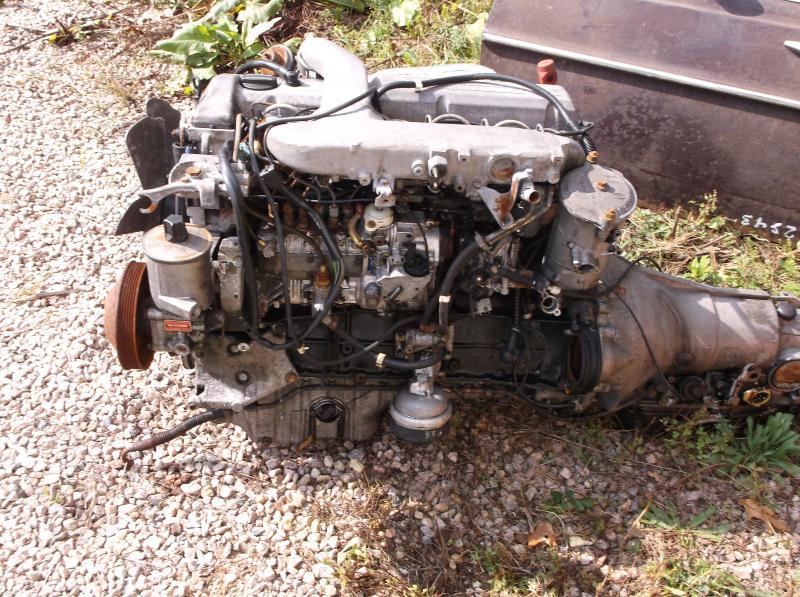 3 0l Inline 6 Turbo Diesel Mercedes Engine And