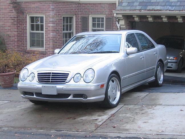 Official W210 E55 AMG Pictures Sticky   Mercedes-Benz Forum