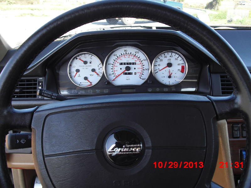 1988 300CE Lorinser Coupe For Sale | Mercedes-Benz Forum