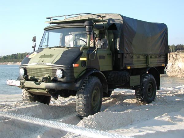 Unimog For Sale >> DANISH 416's - Mercedes-Benz Forum