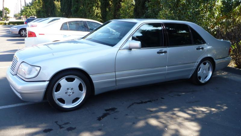 Find used 1995 Mercedes-Benz S600 Coupe 2-Door 6.0L V12, NO ...