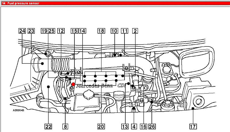 Wiring Diagram Mercedes S320 Cdi : Where does the tuning box fit mercedes benz forum