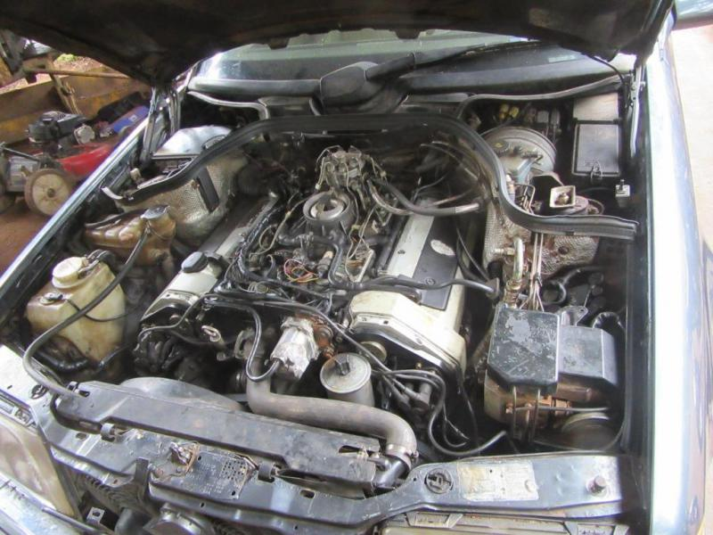 Dropping a M119 Five-Liter V8 into an E420 - Page 2 - Mercedes-Benz