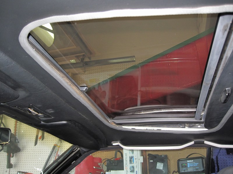 Anybody Replace The Sunroof With A Moonroof Mercedes