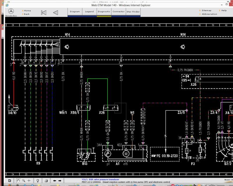 wiring harness 1992 diesel 140 300sd mercedes benz forum rh benzworld org