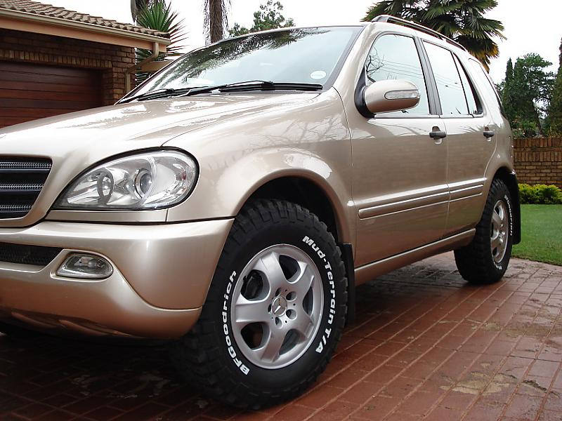 Mud terrain offroad tyre pics mercedes benz forum for Mercedes benz tyres