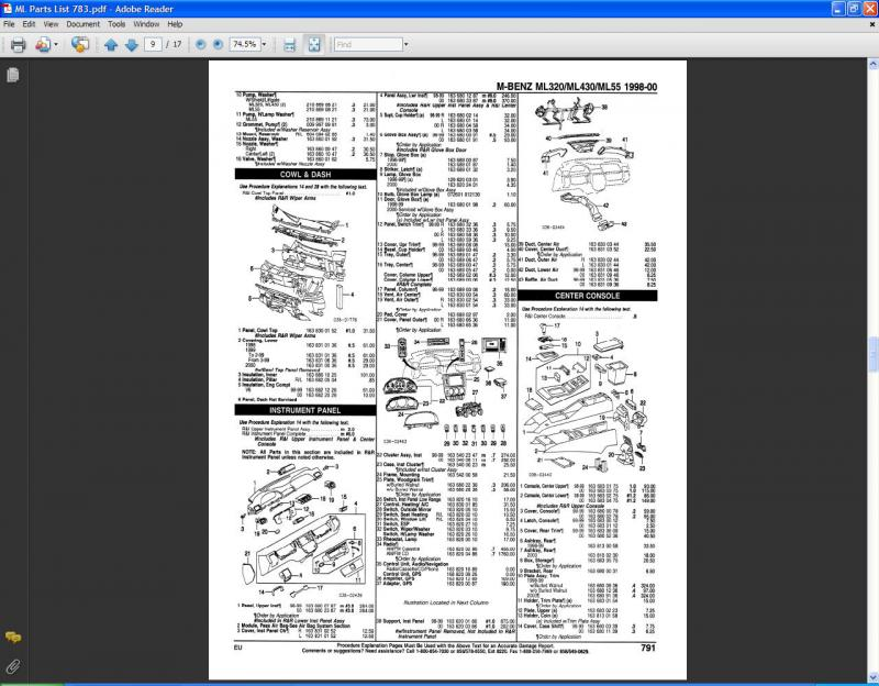 For A Larger Image Of The Parts Breakdown Diagram Click Here