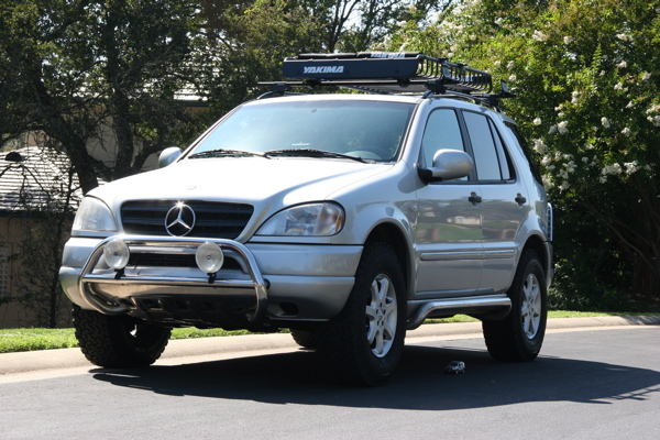 interested in improving my ml320 off road capability mercedes benz forum. Black Bedroom Furniture Sets. Home Design Ideas