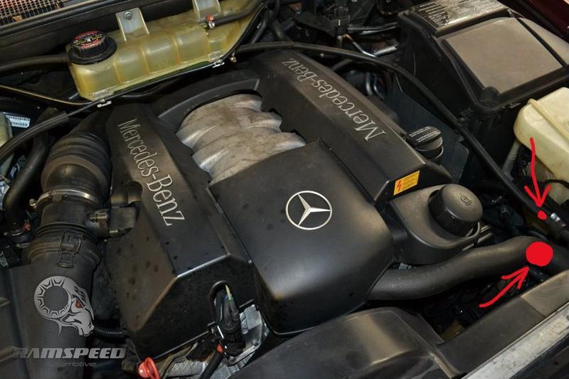 Mercedes Benz Parts Online >> ('02) Mercedes ML320 (Radiator Leak) - Page 4 - Mercedes ...