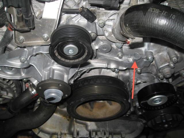 2001 Ml320 Which Water Pump Mercedes Benz Forum