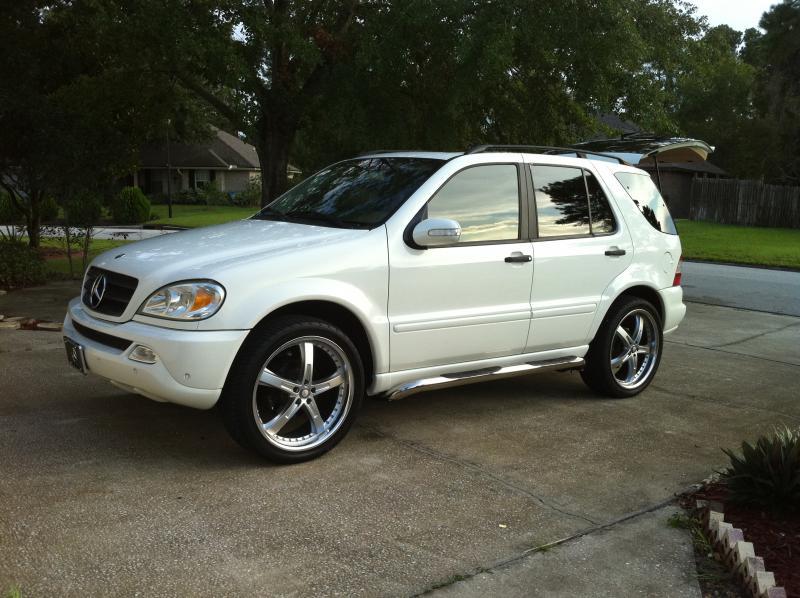 20 Inch Rims 04 Ml350 Mercedes Benz Forum