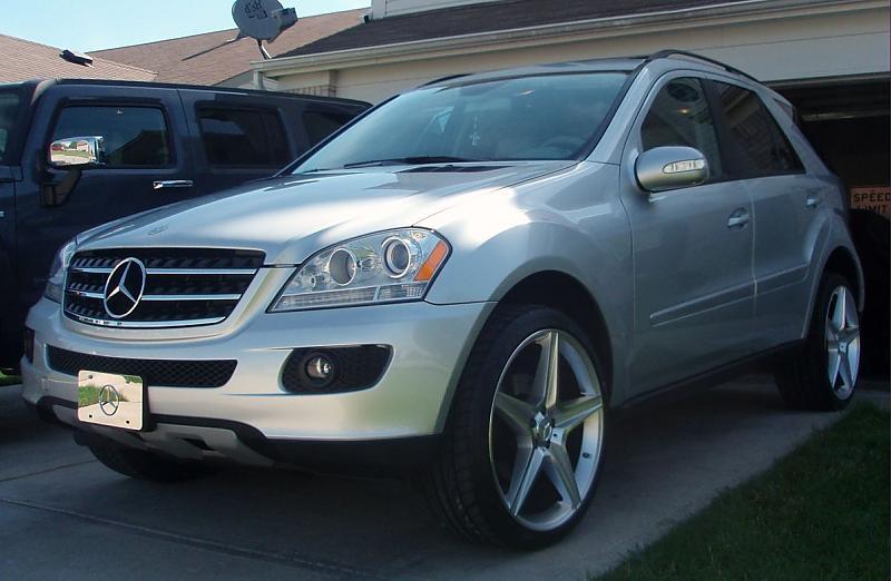 22 Quot Wheel Feedback 2008 Ml350 Mercedes Benz Forum