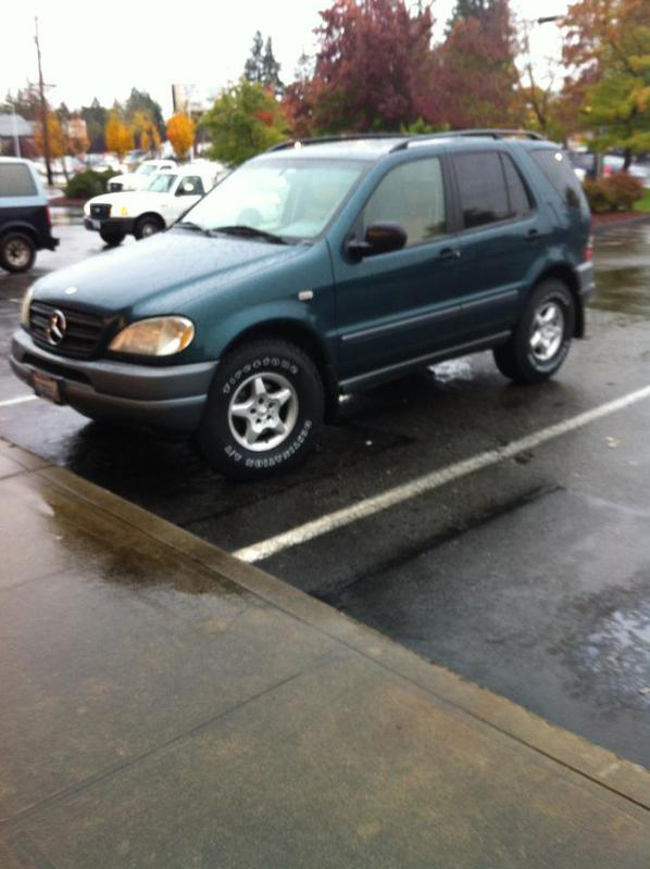 1998 ford e250 tire size