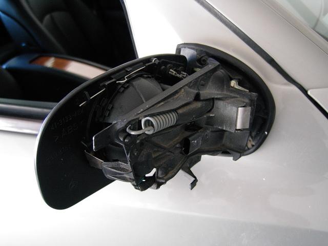 Replacing Mirror Turn Indicator Mercedes Benz Forum