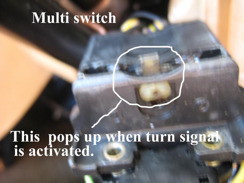 Mercedes Turn Signal Not Working
