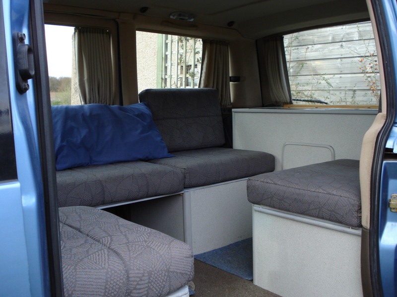 looking for vito for conversion to camper - Mercedes-Benz Forum