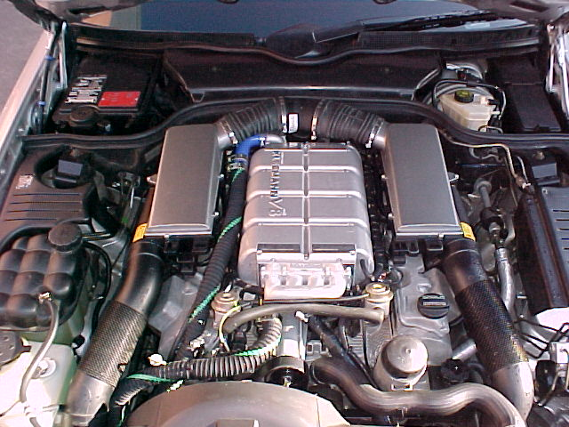 Kleemann Supercharged SL500 - Mercedes-Benz Forum