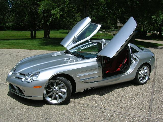2006 Mercedes Slr Mclaren Just Purchased Mercedes Benz