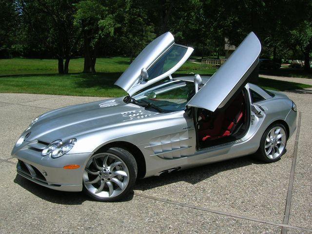 2006 Mercedes Slr Mclaren Just Purchased Mercedes Benz