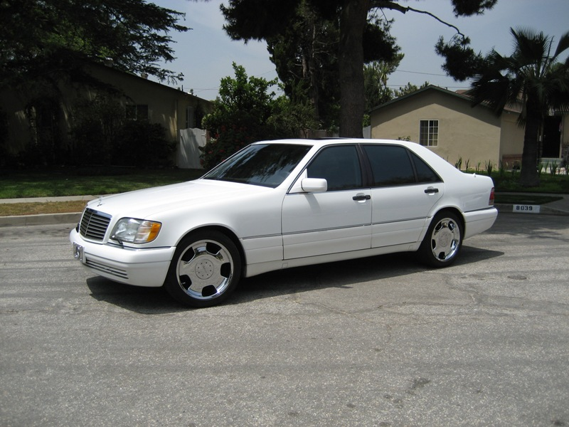 Best Looking W140 I Ve Seen Page 3 Mercedes Benz