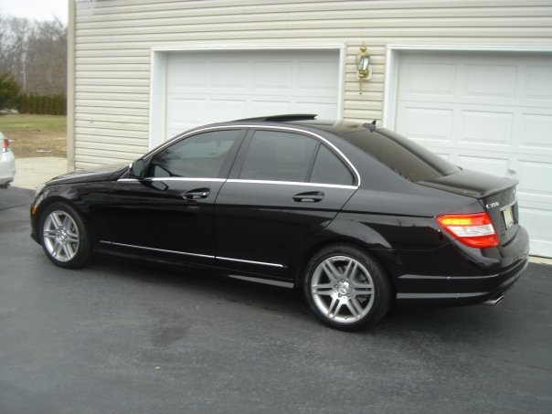 12k In Miles >> f/s 17 inch amg oem rims/tires from c350 - Mercedes-Benz Forum