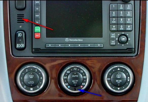 2002 ML climate control issue - Mercedes-Benz Forum