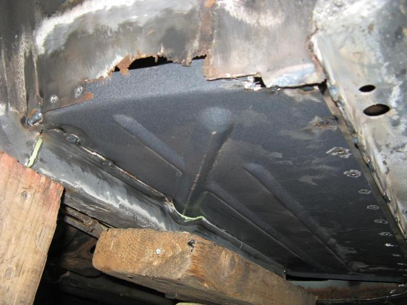 Floor Pans Horror Pics Page 4 Mercedes Benz Forum