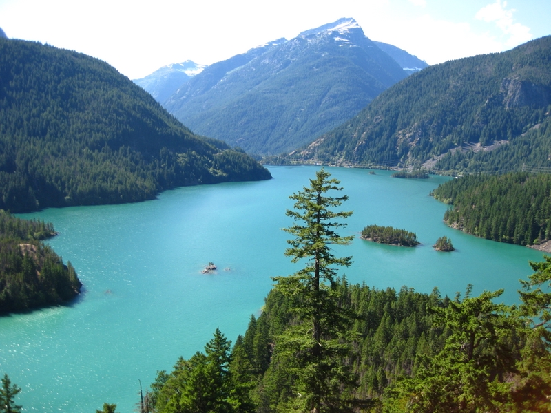 North Cascades Highway: Road Trip! - Mercedes-Benz Forum