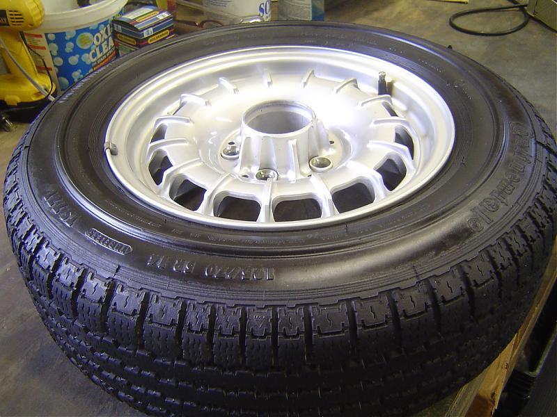 Mercedes Benz Of Tampa >> W123 W126 Bundt Wheel and Tire FS - Mercedes-Benz Forum