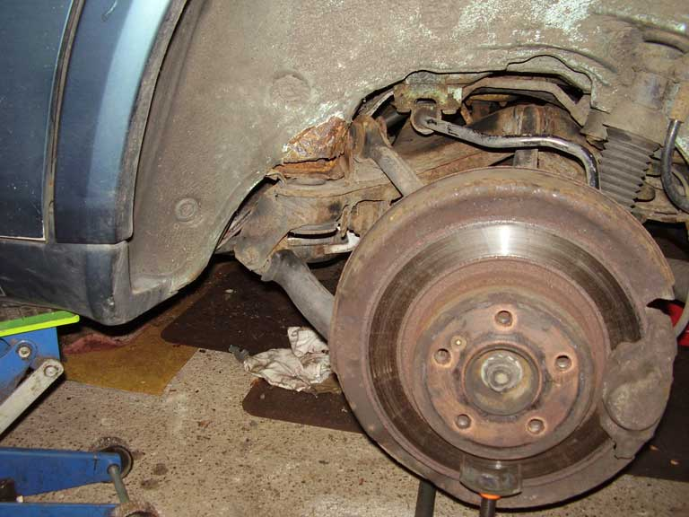 Mercedes Benz Parts Online >> W124 rear mounting - practical repair? - Mercedes-Benz Forum