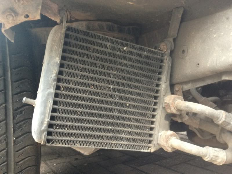 Looking For A W126 Engine Oil Cooler Amp 2 Hoses Mercedes