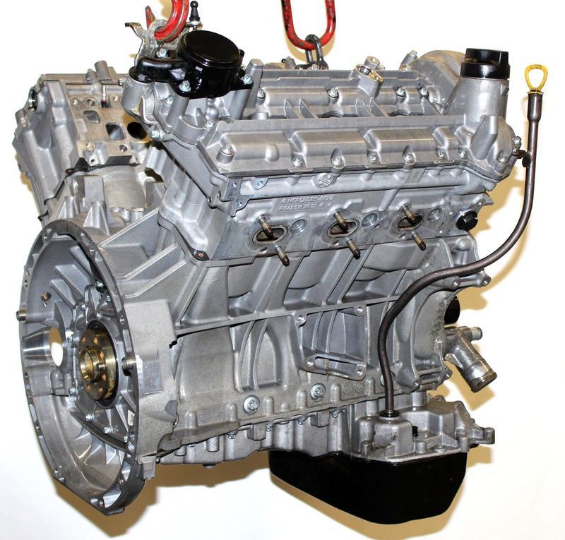 Mercedes Benz Gl Transmission And Engine