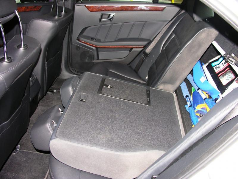 Retrofit Split Folding Rear Seats Mercedes Benz Forum