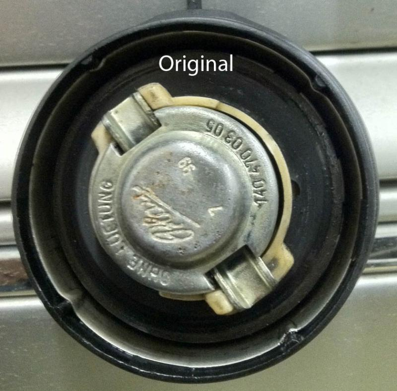 Defective Gas Cap S Mercedes Benz Forum