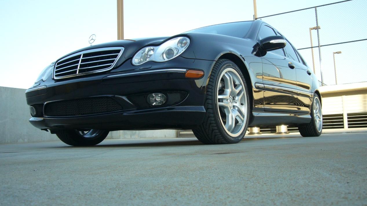 "18"" Amg Mercedes Benz Oem C55"