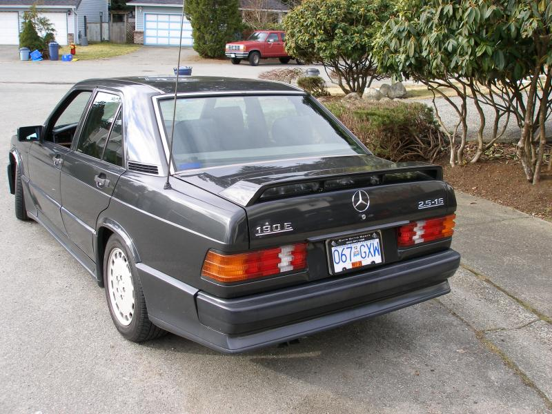 1993 mercedes 190e 2 5 16 for sale mercedes benz forum. Black Bedroom Furniture Sets. Home Design Ideas