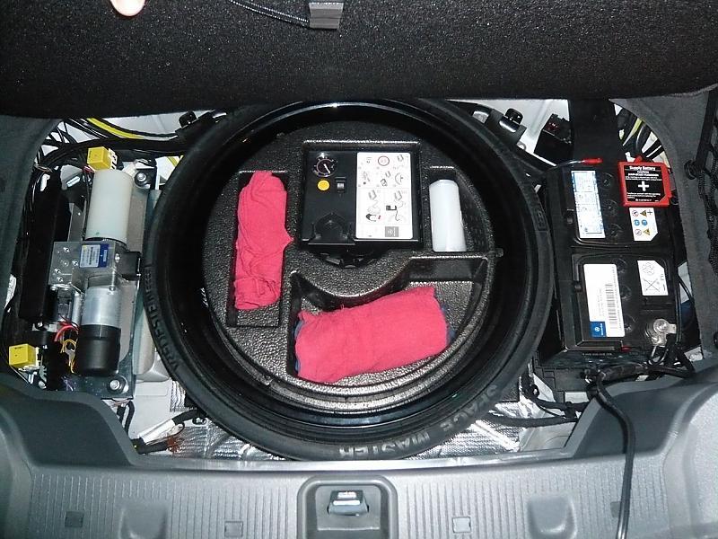 Sl55 Spare Tyre Mercedes Benz Forum
