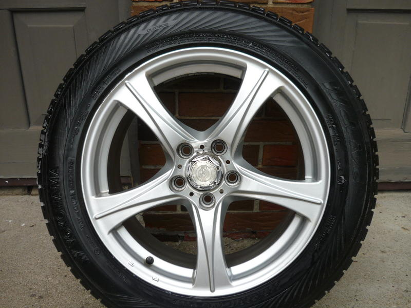 CL55 Winter tires and rims-p1010470.jpg