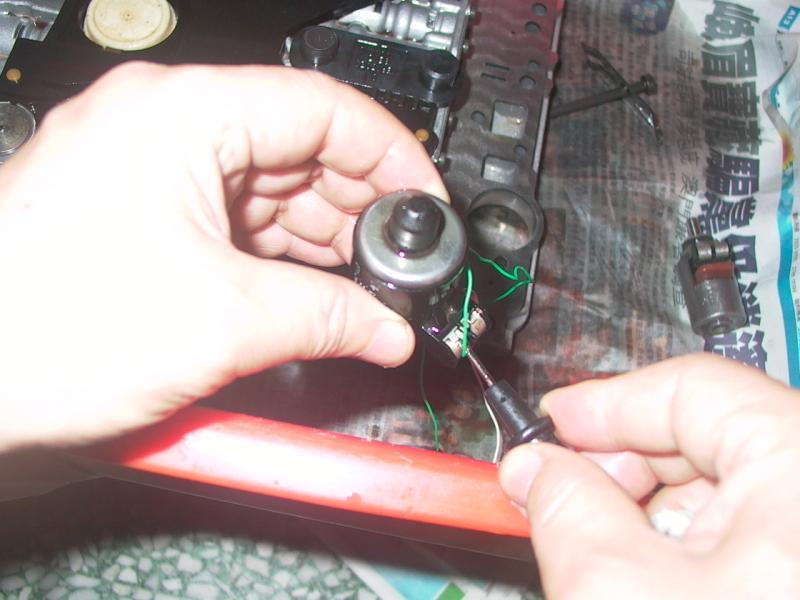 104 r p lock solenoid valve defective page 3 mercedes for Display defective mercedes benz