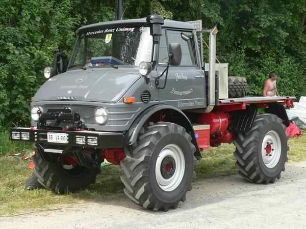 Unimog For Sale >> unimog 406 snorkle - Mercedes-Benz Forum