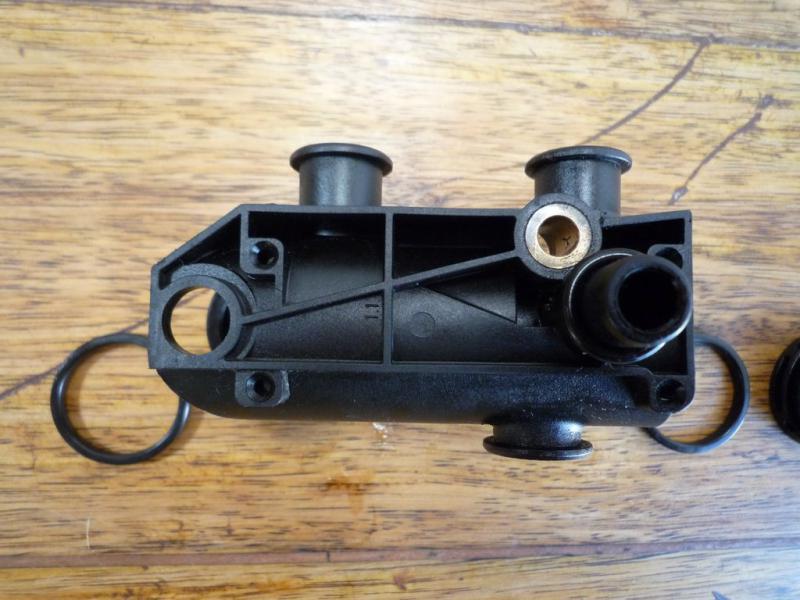 Shutoff Valve to Injection Pump Mercedes-Benz E300 Diesel Shutoff Valve O-Ring