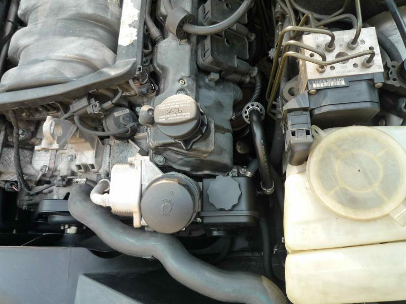 D E Engine Oil Leaking P A