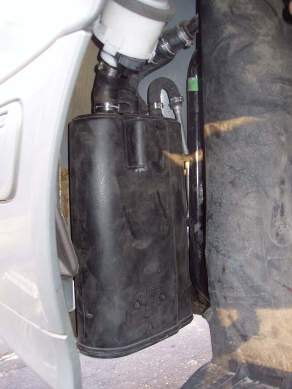 Diy Charcoal Canister Amp Valve Mercedes Benz Forum