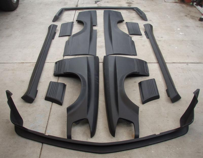 Slc Kit Car >> AMG R/C107 Body Kit - Mercedes-Benz Forum