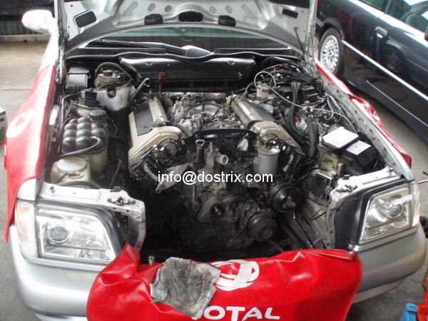 Sl500 V8 M119 Engine Overhaul Mercedes Benz Forum